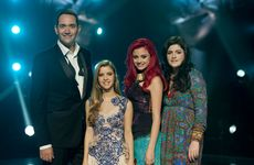 The Voice finalists.