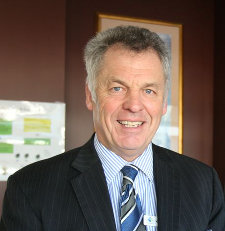 Tauranga City Council chief executive Ken Paterson.
