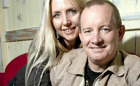 Peter and Ainslie Walsh are still very much in love after 23 years of marriage.