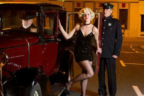 TOP ROLE: Aryan Coleman as Roxie Hart. PHOTO/EVA BRADLEY