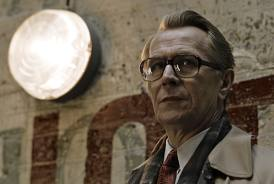 Gary Oldman stars as George Smiley, who is on a quest to find the mole.