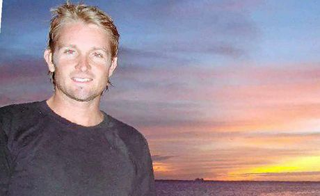 Sunshine Coast surfer Mark Ovenden was found dead beside his motorbike.