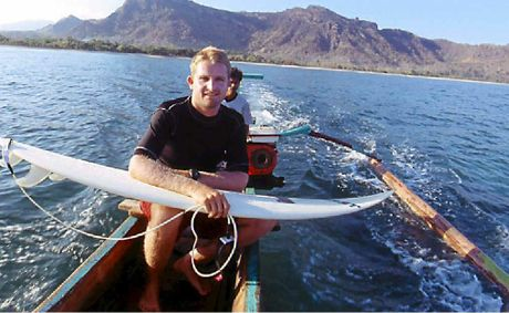 Mark Ovenden loved the Bali lifestyle and was a regular visitor to the Indonesian tourism island.