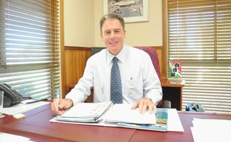 Fraser Coast Mayor Gerard OConnell has announced a plan for Fraser Coast Tourism and the economic development; events; marketing and promotion and tourism functions of council to be joined together in a new entity.