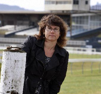 CONCERN: Whangarei Racing Club finance manager Karen Houlihan says the club wouldn't last long without pokie grants.