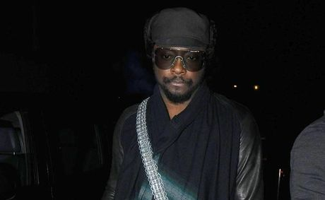 Will.i.am appeared on 'The Graham Norton Show'.