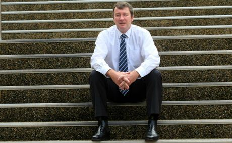 Council general manager David Keenan.