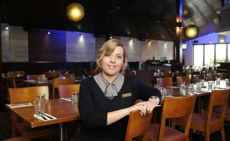 Fitzy's on Church restaurant manager Tina Jacobs.
