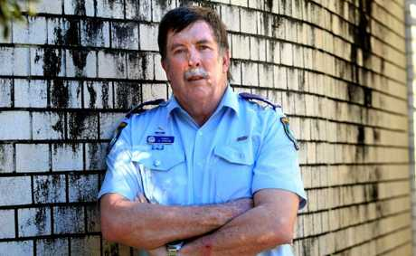 Sergeant Garry Jardine will retire after 43 years in the force.