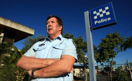 Sgt Garry Jardine recently retired after decades in the NSW Police.
