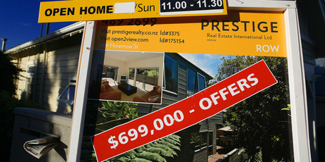 The median sale price of a home in central Auckland is now $690,000 - 12.5 per cent up on the 2007 boom.