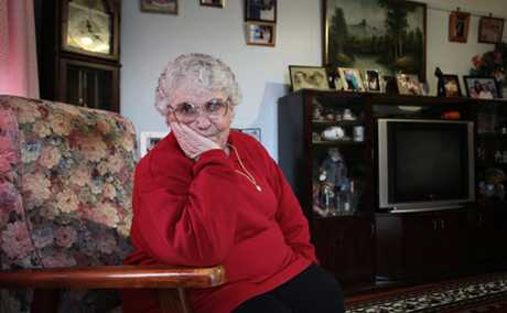 HOUSING SQUEEZE: Inala public housing resident Connie Dailey is one of many at the centre of the Queensland governments public housing shake up.