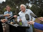 SUNSHINE Coast resort owner  Clive Palmer has alleged a plot involving the Newman government to seize his assets and put him in jail.