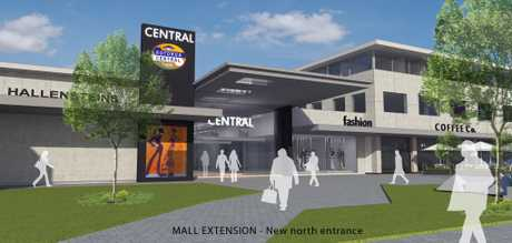 Work to fully enclose the remainder of Rotorua Central will begin at the end of the year.