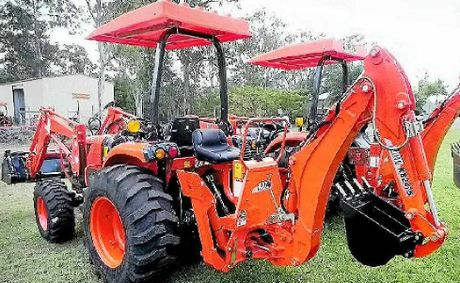 VERSATILE: Kioti Daedong tractors represent high quality in a competitive price range.