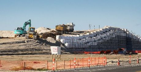 Work is progressing on the Tauranga Eastern Link project.