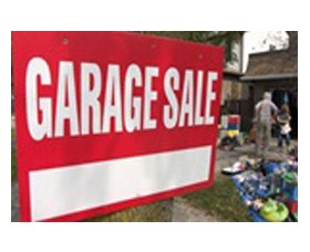 Friends of Bindaree Garage Sale Markets