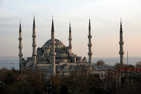 Take a tour around Turkey