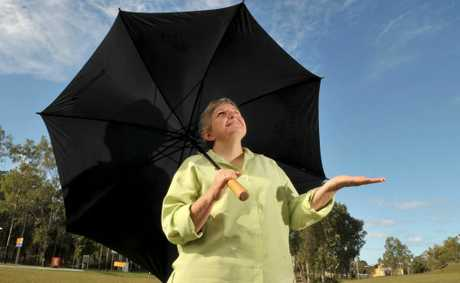 Dr. Helen Fairweather says bring out the umbrellas and gumboots to prepare for more wet weather.