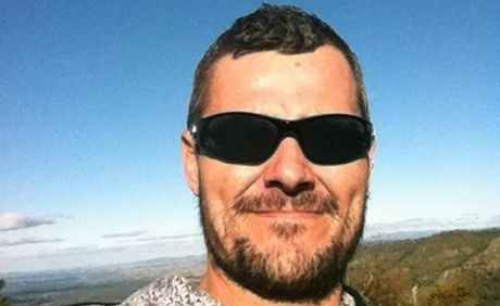 Tom Vanderkroft, 34, was killed when his Holden Commodore crashed into a tree.