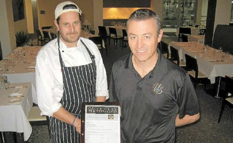 Yamba Shores Tavern's new head chef, Nick
