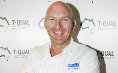 Top Australian chef Matt Moran is headed for Currumbin.