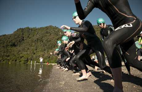 The emergence of Auckland&#39;s ironman 70.3 race next January has prompted a serious rethink of the Port of Tauranga Half&#39;s positioning in an increasingly congested market.
