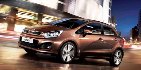 The all-new Kia Rio range has now been joined by a CRDi diesel.