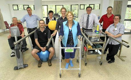 Nambour Selangor Private Hospital's new rehabilitation unit is now open.