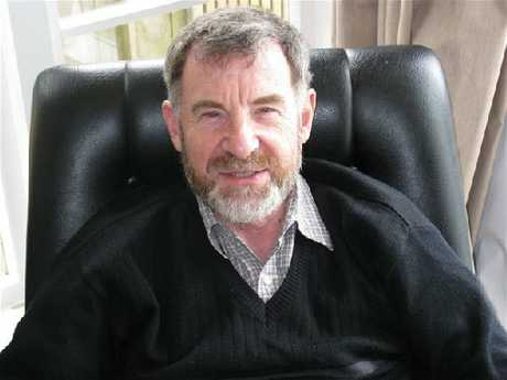 Ian McQuillan will be reciting some of his poems to mark Poetry Day on July 27.