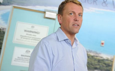 Minister for Transport and Main Roads Scott Emerson explained the measures he had put in place for motorists affected by the flood event.