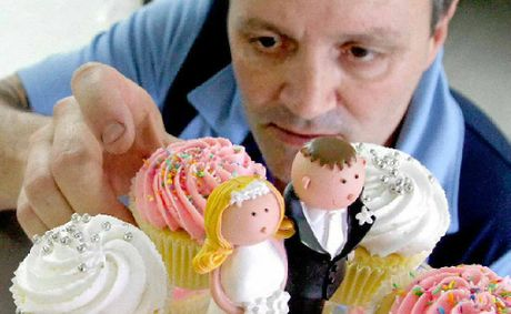 Tweed cake decorator Brett Welsh says weddings are stressful enough without over-charging.