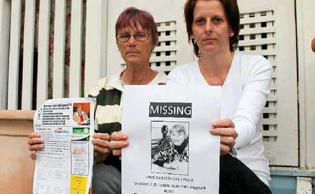 Gail Lynchs sister Lyn McMillan and niece Jas McLaren are trying to find the missing woman.