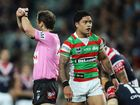IT was a case of deja vu as the Rabbitohs stole victory from the jaws of defeat against rivals the Roosters in a thriller at Allianz Stadium on Monday night.