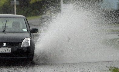 More downpours are set to soak Hawke's Bay until early next week. FILE PICTURE
