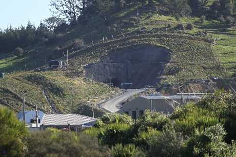 The Waihi Mine