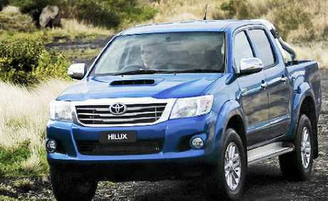 Toyota's HiLux has been Australia's top-selling vehicle for the past three months.