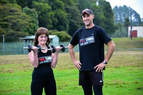 Heather Fuller achieved her goals after a 12 week challenge with Tribal Training