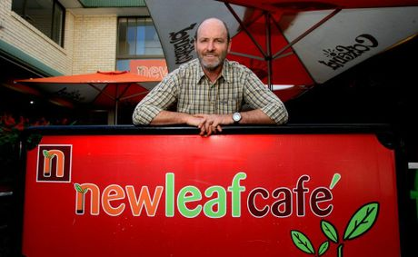 Murwillumbah cafe owner Gary Bagnall announces he will run in September's Tweed Shire Council elections.