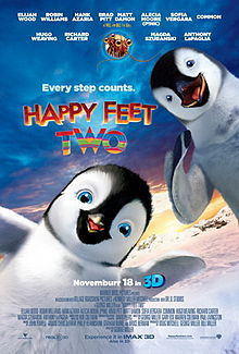 Happy Feet Two teaches a lesson in diversity