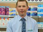 LONE WOLF: Grant Oswald is the only pharmacist in Clermont.