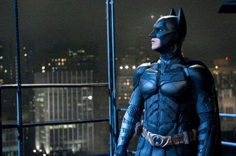 Batman (Christian Bale) comes out of retirement to save his city one final time.