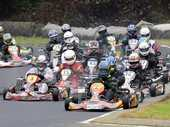 The Bay of Plenty Kart Club's Fagans Valley Raceway near Te Puke is hosting its biggest event of 2012 this weekend.