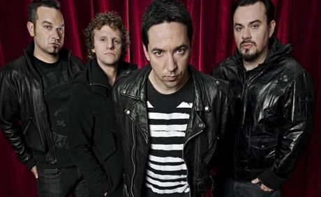 Shihad&#39;s documentary Beautiful Machine will premiere at Splendour in the Grass this Sunday. 