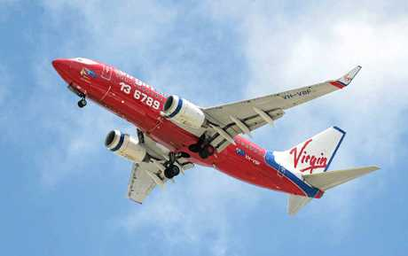 Cr Light reported Virgin Australia was committed to the Fraser Coast.