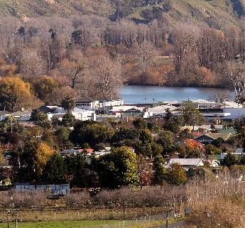 Earthquakes struck about 20km south of Wairoa yesterday evening.