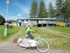 The Byron Bay SLSC is due for a face lift.