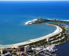 Mooloolaba Coast beach