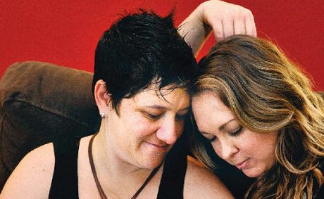 Northern Rivers parents Jo and Tara McAnally are overjoyed at the birth of their son Elijah.