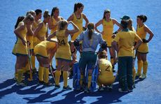 The Hockeyroos are a near certainty to miss out on a medal after a 1-0 loss to New Zealand.